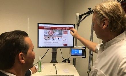 Hartkliniek verliest patiënt niet uit het oog