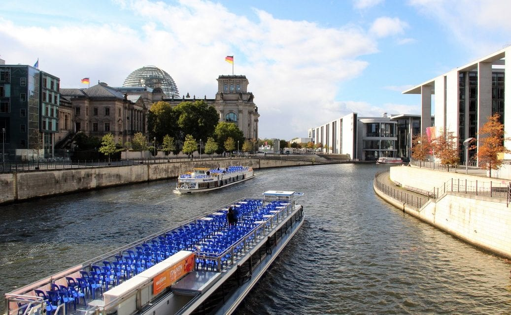 Berlijn, altijd een reden om naartoe te gaan
