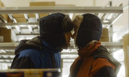 Liebe in den Gängen: hartverwarmende scènes op diepvriesafdeling