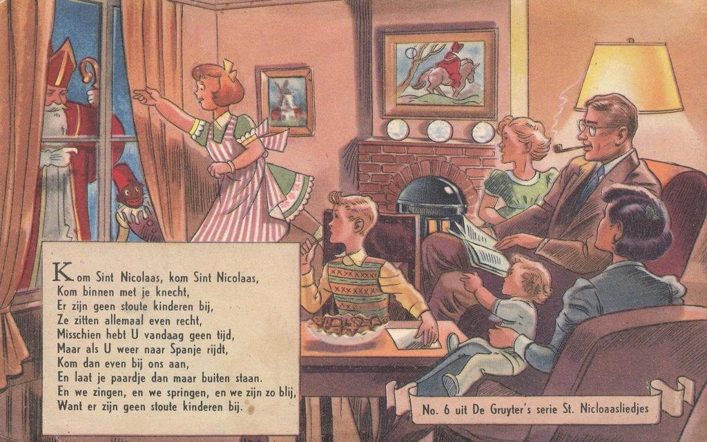 Heerlijk avondje van Sinterklaas is gekomen…. om te blijven!