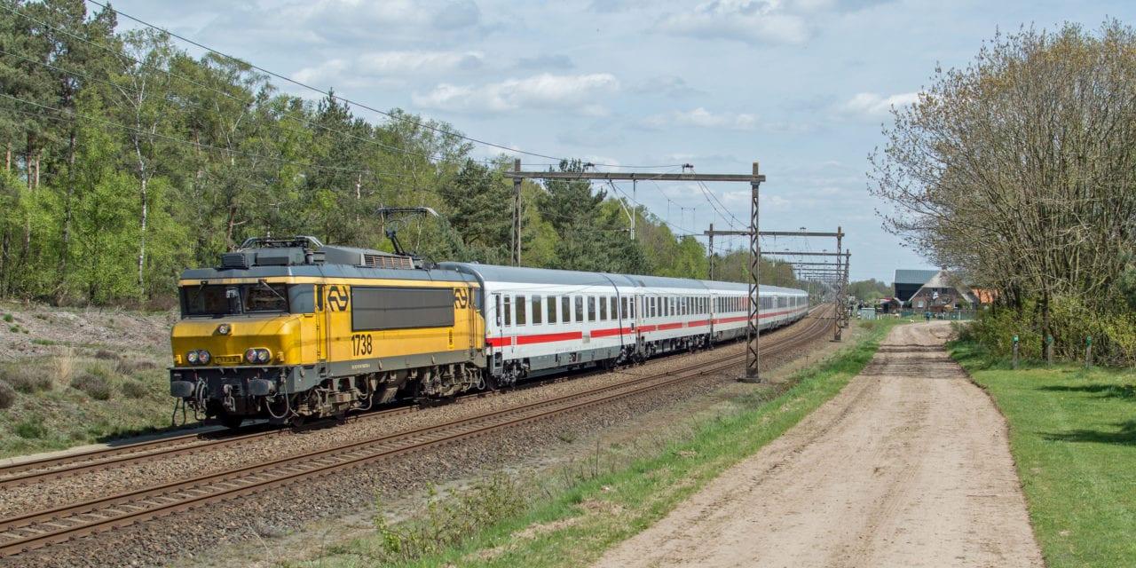 Waar zouden we zijn  zonder trein? Katowice is (te) ver weg!