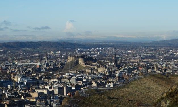 Edinburgh, gewoon omdat het leuk is