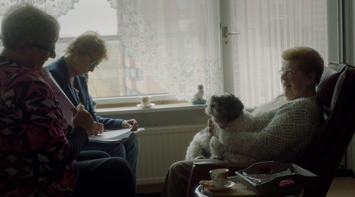 Goede Buren schrijnende documentaire over eenzame ouderen