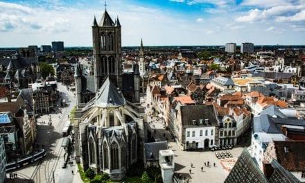 Nooit genoeg van Gent te voet