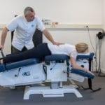 'Kraken' chiropractor in strijd tegen pijn