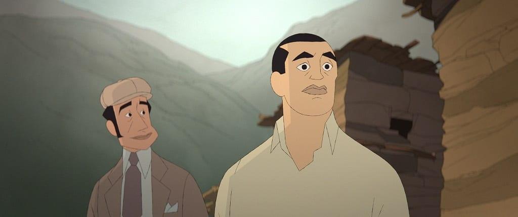Beroemde filmmaker Buñuel herleeft in animatiefilm
