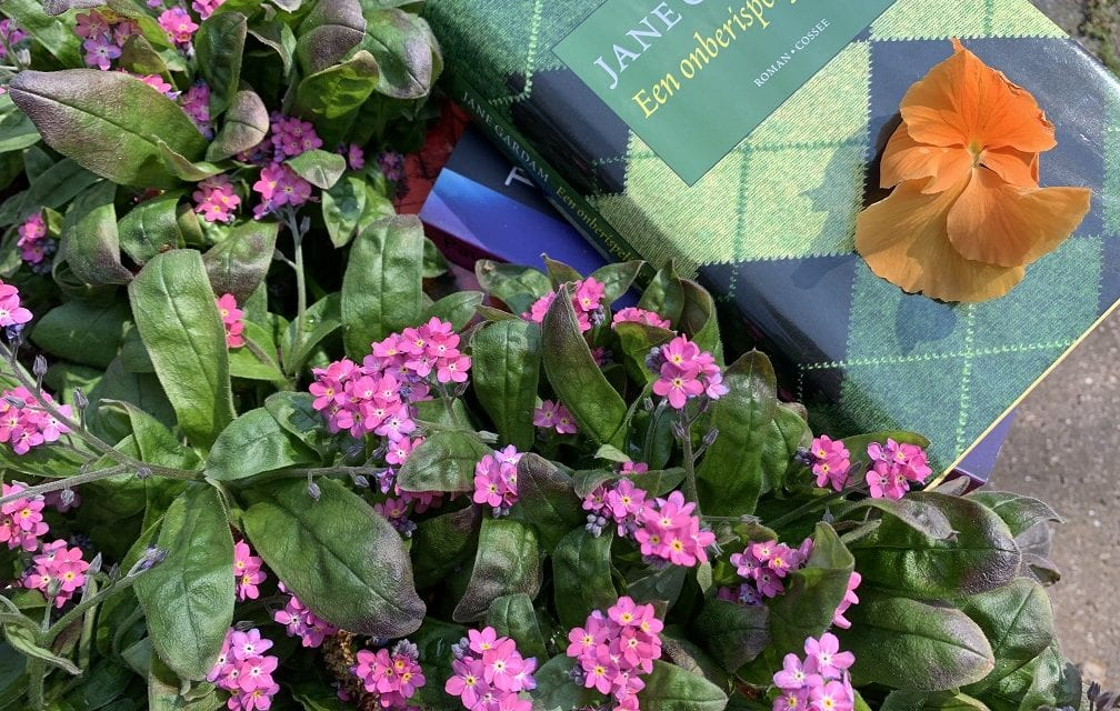 5 boeken voor lekker lezen in de lente