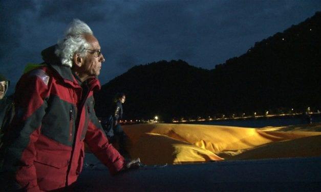 'Inpak'kunstenaar Christo gevolgd in documentaire