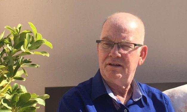 Psycholoog Jan Thomas wil beslist niet thuis zitten