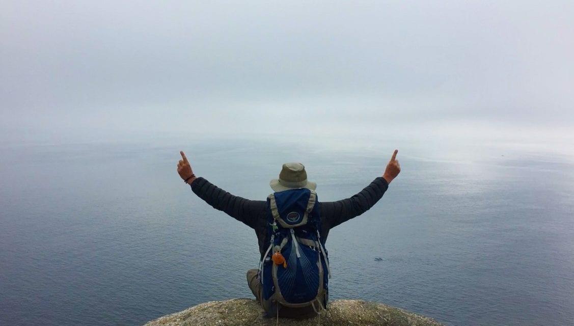 Camino, filmselfie over wat er leuk is aan wandeltocht