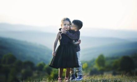 Een wereld dag om te kussen!