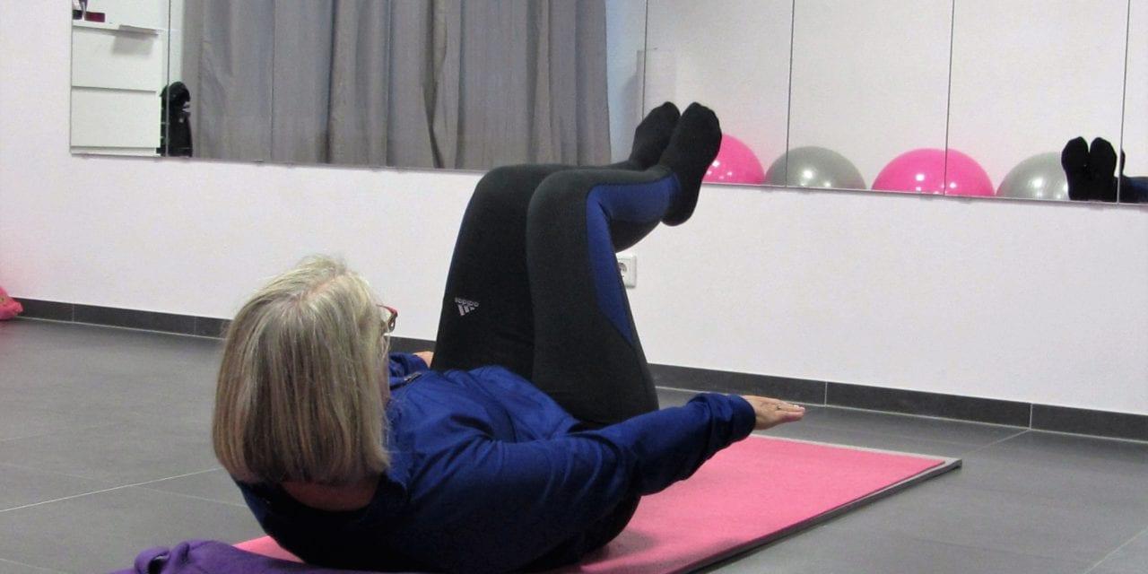 Pilatesoefeningen brengen je in balans