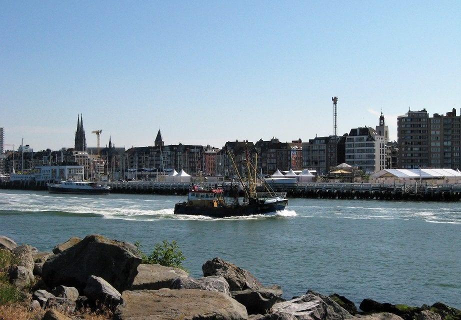 'Unplugged' fietsen langs de Belgische kust