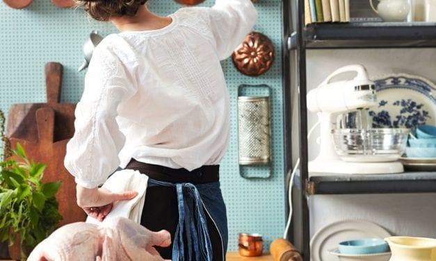 Vrouwvolk, tussen kunst en koken