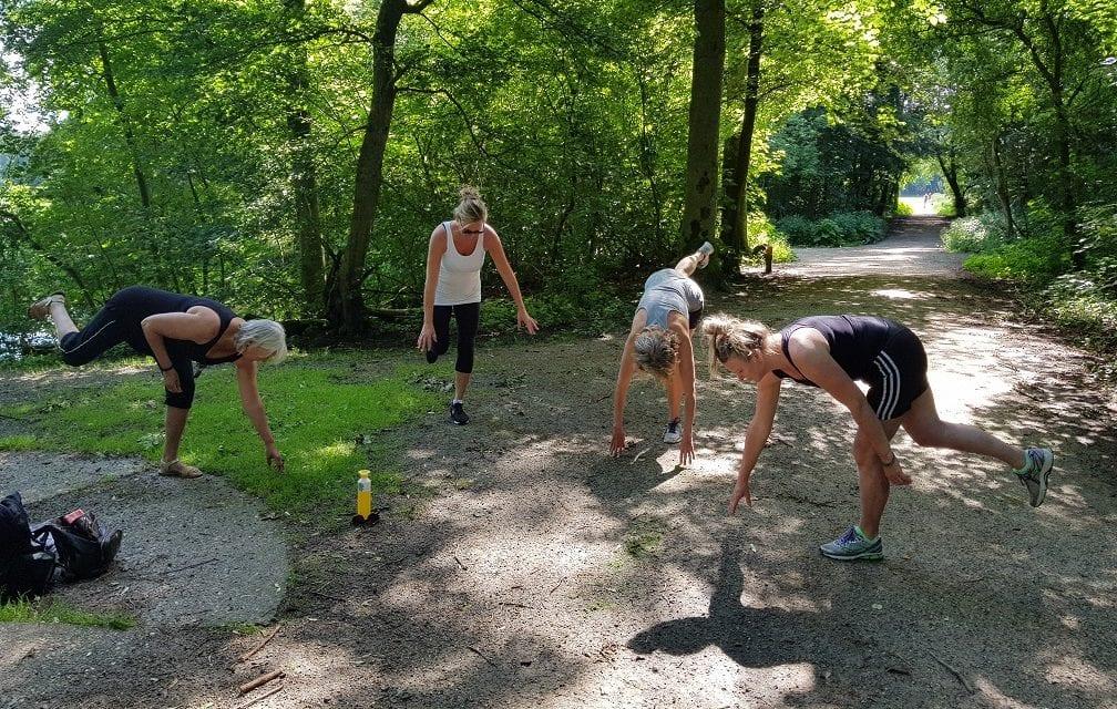 Slow Sports-lessen, nieuwe manier van bewegen