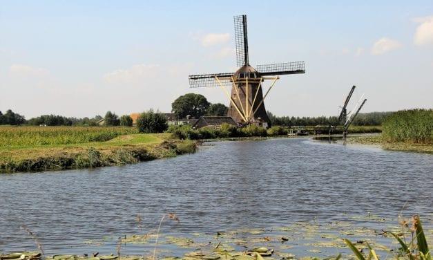 Weg van snelweg A2 is Utrecht zo mooi…