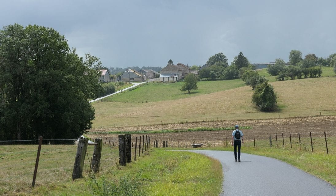In Franse Ardennen staat de tijd stil