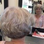 Word als Marlies gelukkig met grijs haar…