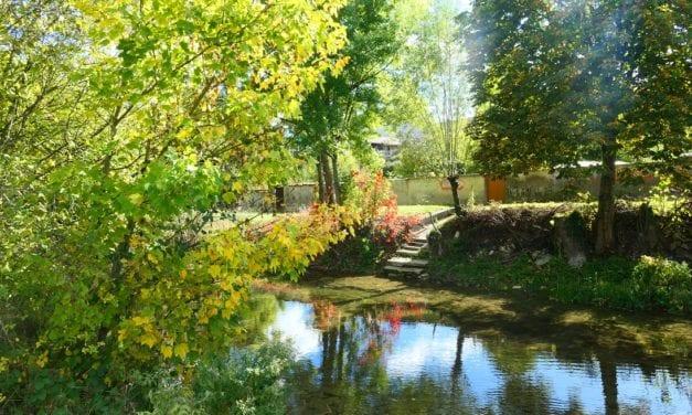 Essoyes, Champagne: land van Renoir