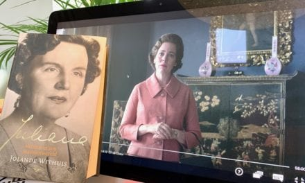 The Crown & biografie Juliana: rode k(r)oontjes