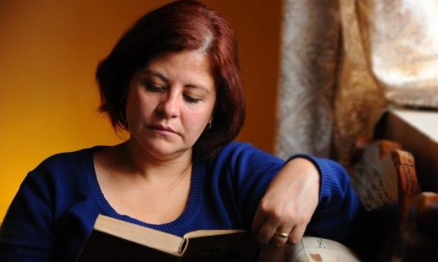 Leesfanaat doet mee aan wedstrijd 'boek per week'