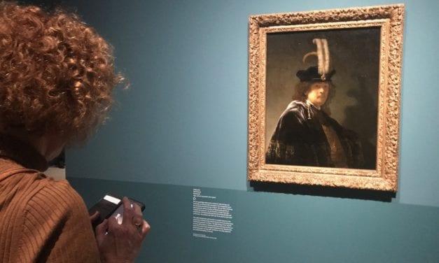 Rembrandt-jaar nog niet ten einde
