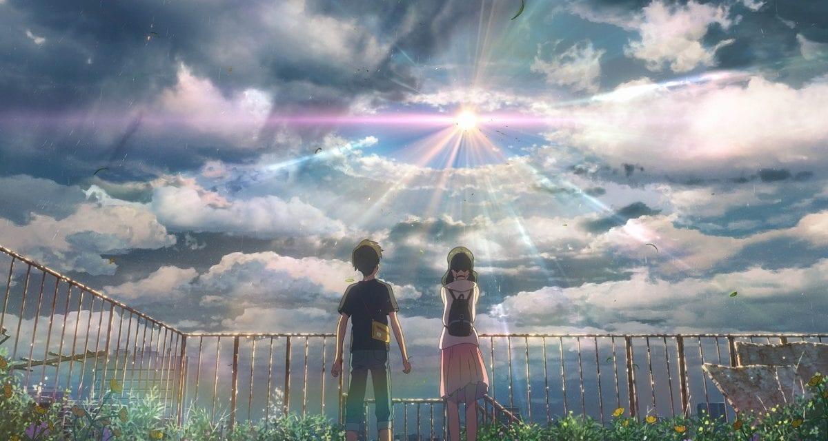 Weathering with you: verlangen naar blauwe hemel