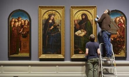 Tijd voor een virtueel museumbezoek