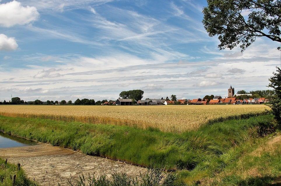 Fietsen van Vlissingen naar Venlo via route LF13