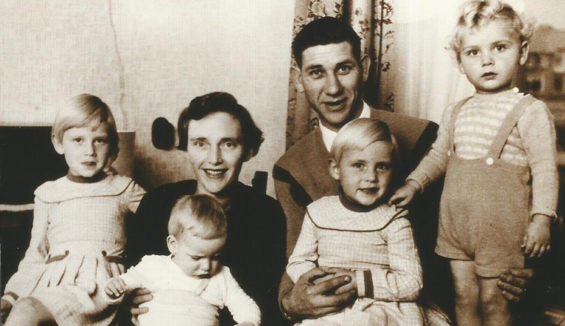 Lees mee met schrijven van familiegeschiedenis
