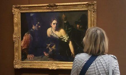 Caravaggio-Bernini: Rijk(s) aan emoties