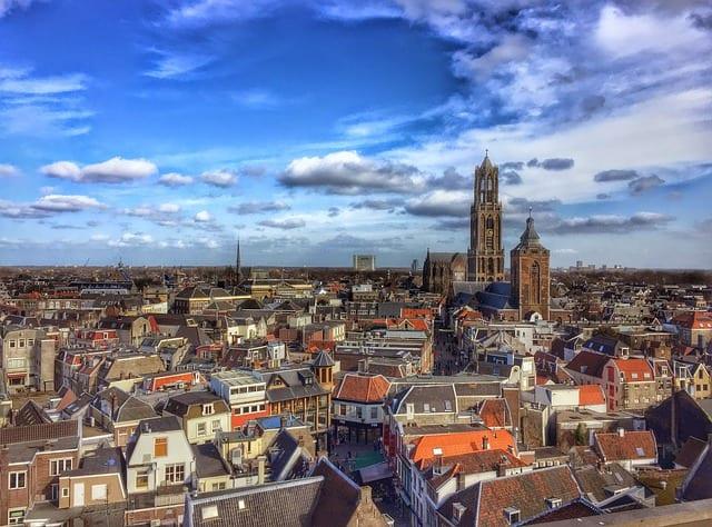 Utrecht, spil waarom Nederland draait