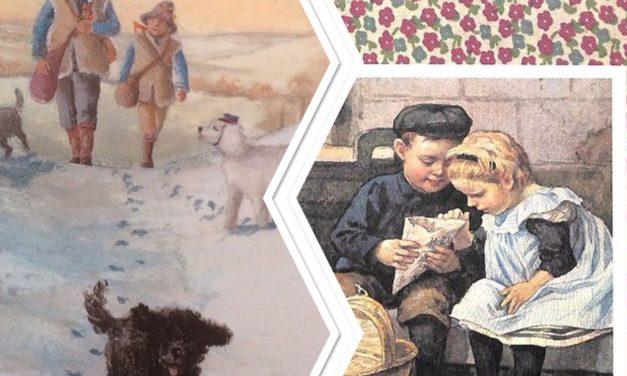 Kinderboekenweek: op zoek naar boeken uit verleden