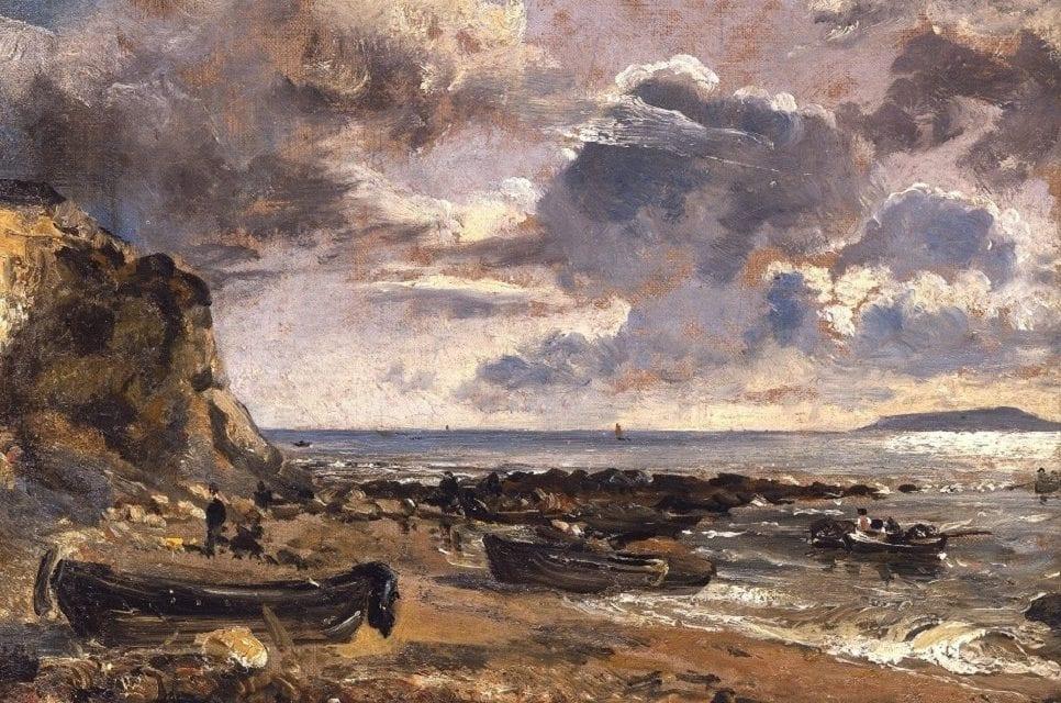 John Constable: meesterlijk in licht, lucht en wolken