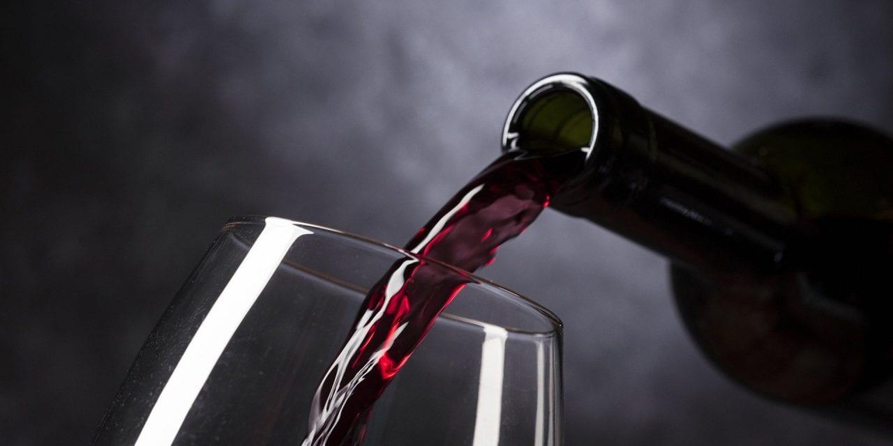 Eerste week IkPas: Een glas wijn als troost