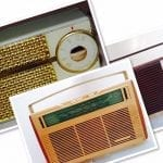 Herinneringen aan transistor radio van moeder