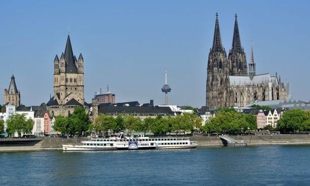 Tripje naar Keulen, we mogen weer dromen!