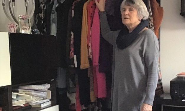 7 dagen winkelen in eigen kledingkast, een ontdekking!