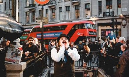 Bezoek Londen in virtuele vogelvlucht