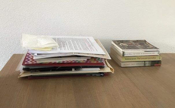 Eerste twee hoofdstukken van Marlies' boek zijn af!