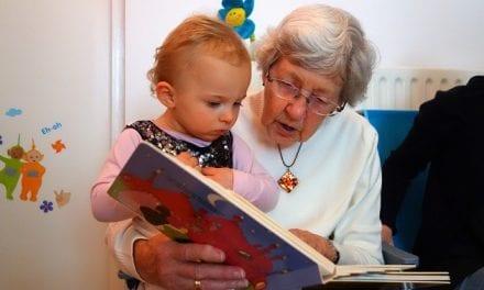 Voorlezen is plezier voor twee…of meer