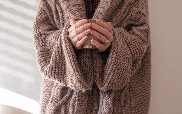 Een graadje lager op warme truiendag