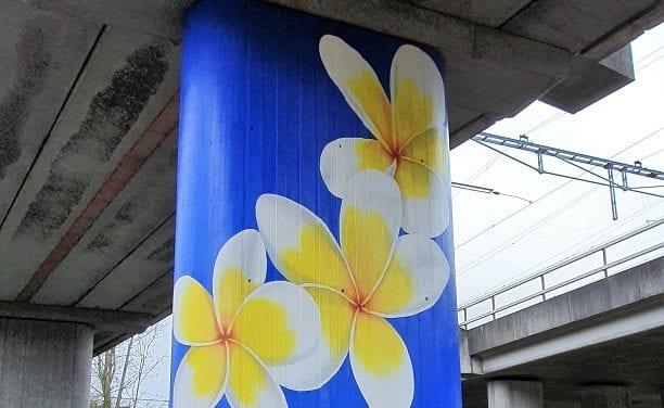 Streetart: de schilderkunst ligt op straat