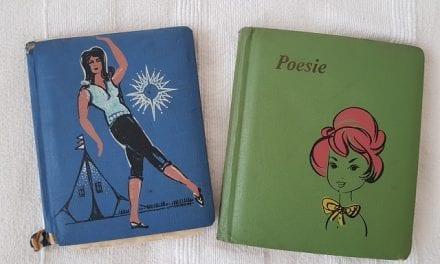 Poesiealbum brengt je terug in de tijd