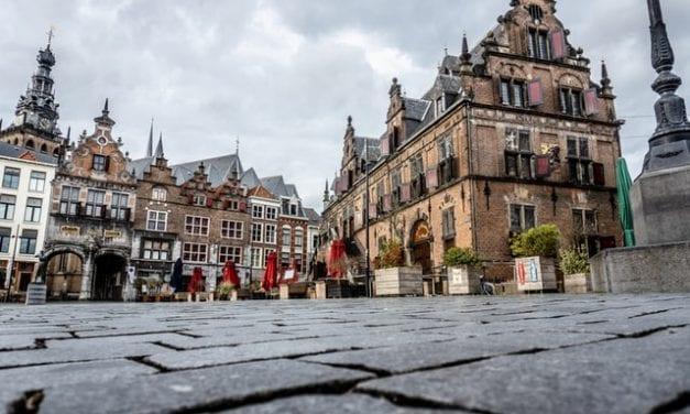 Nijmegen, zelfs in tijden van corona een leuke stad