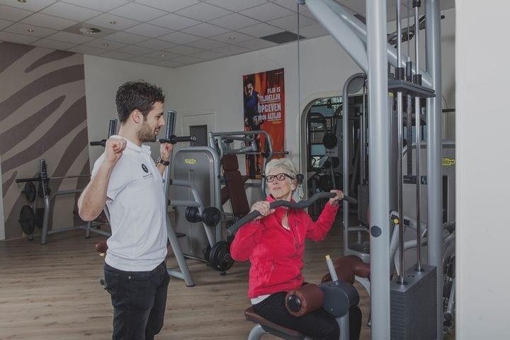 Krachttraining voor ouderen: daag je lichaam uit
