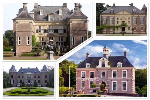 'Buiten'kijkje op dag van kastelen in Twente