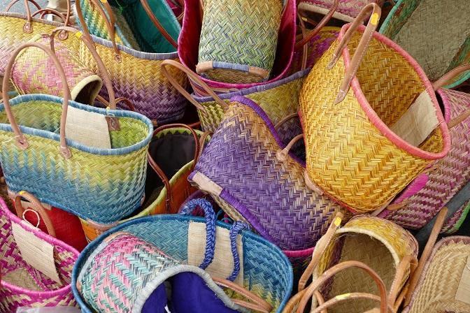 Weg met de plastic tas! Kies voor mooi en praktisch