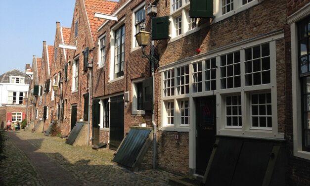 Middelburg: levendig openluchtmuseum