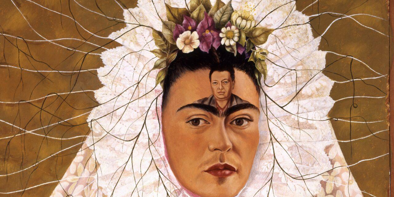Frida Kahlo in Nederlandse musea en op film